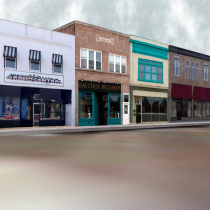 Kenosha 3D Visualization