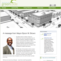 Buffalo Green Code